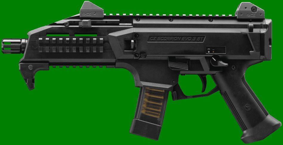 image from Scorpion EVO S1 pistol